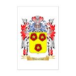 Valentine Mini Poster Print