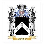 Valentine 2 Square Car Magnet 3