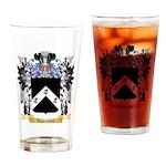 Valentine 2 Drinking Glass