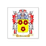 Valentin Square Sticker 3
