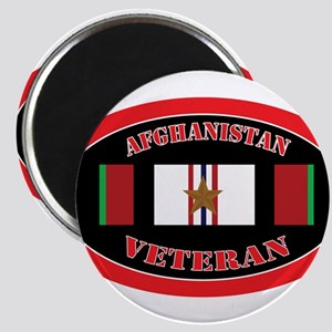 Afghanistan-1-oval Magnets