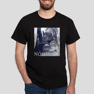 German Shepard Dog Nose Work K9 T-Shirt