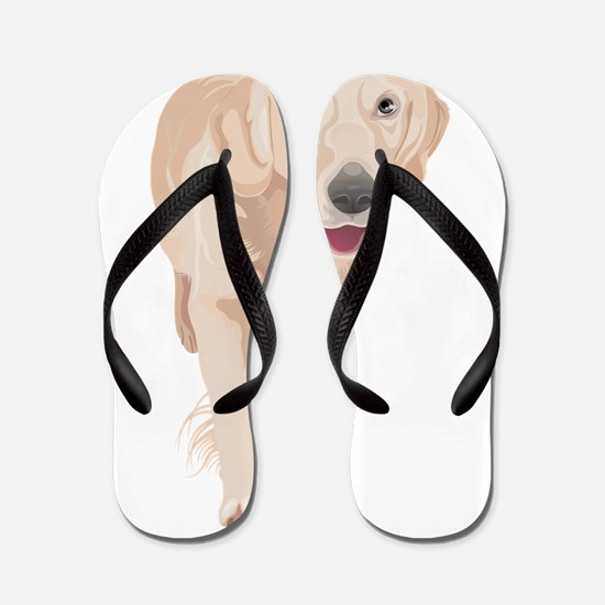 Anatolian shepherd dog Flip Flops