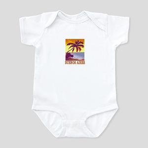 Buenos Aires, Argentina Infant Bodysuit