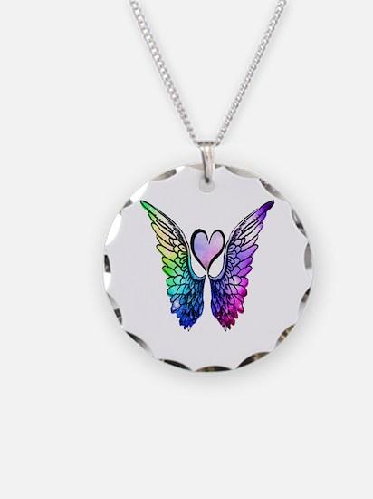 Unique Angel wings Necklace