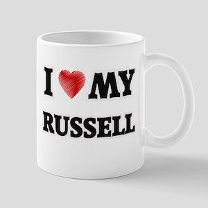 I love my Russell Mugs