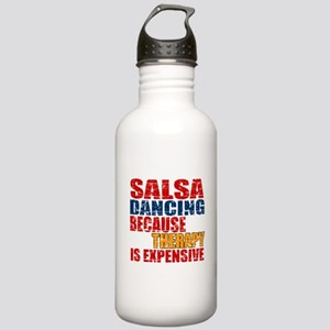 Salsa dancing Because Stainless Water Bottle 1.0L