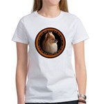 Pomeranian Women's T-Shirt Small Dog Ladies Tees