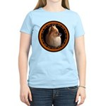 Pomeranian Dog Women's Light T-Shirt
