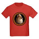 Small Dog Pomeranian Kids T-Shirt