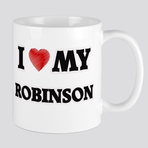 I love my Robinson Mugs