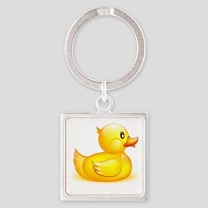 Rubber duck Keychains