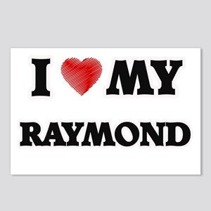 I love my Raymond Postcards (Package of 8)