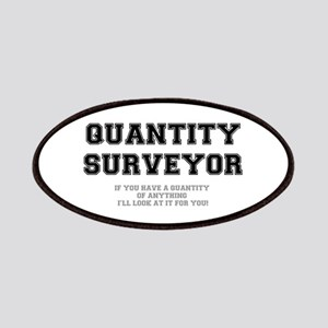 QUANTITY SURVEYOR - ILL LOOK AT IT FOR YOU! Patch