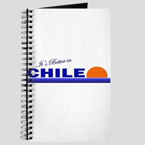 Its Better in Chile Journal