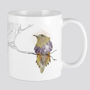 Lovely hand painted pattern Mugs