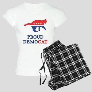 Proud DemoCat pajamas