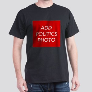 Add Politics Photo T-Shirt