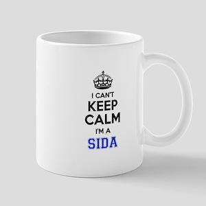 I can't keep calm Im SIDA Mugs