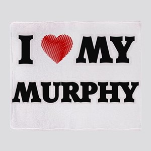 I love my Murphy Throw Blanket