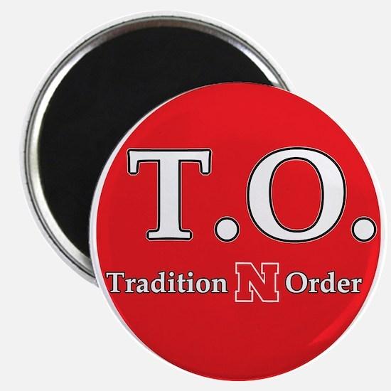 Nebraska Tradition N Order Magnet