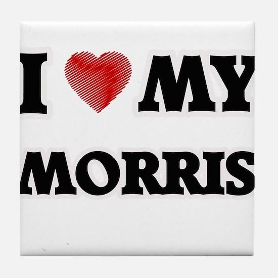 I love my Morris Tile Coaster