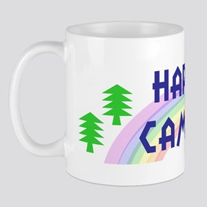 """Happy Camper"" Mug"