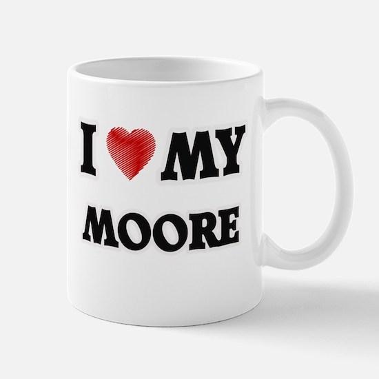 I love my Moore Mugs