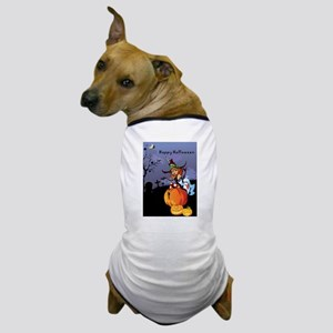 Halloween theme design illustration Dog T-Shirt