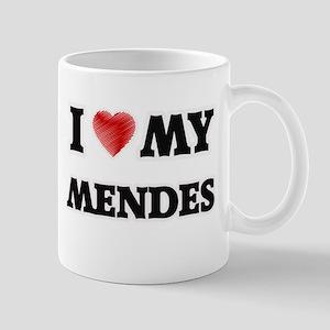 I love my Mendes Mugs