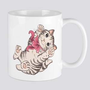 Cute cat design Mugs