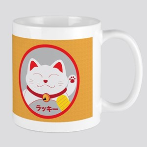 Lucky cat Mugs