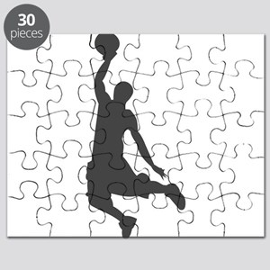 Gioppino slamdunk outline Puzzle