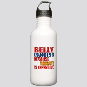 Belly dancing Because Stainless Water Bottle 1.0L