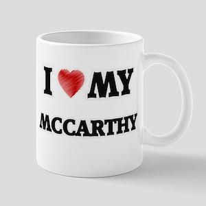 I love my Mccarthy Mugs