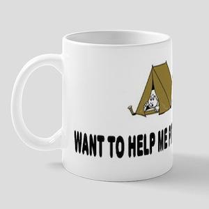 Pitch My Tent Mug