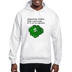 Ulcerative Colitis Veggie Hooded Sweatshirt