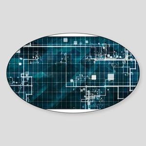 Digital Surveillan Sticker