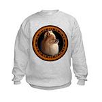 Pomeranian Kids Sweatshirt Small Dog Kids Shirts