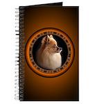 Pomeranian Dog Journal / Notebook Small Dog Gifts