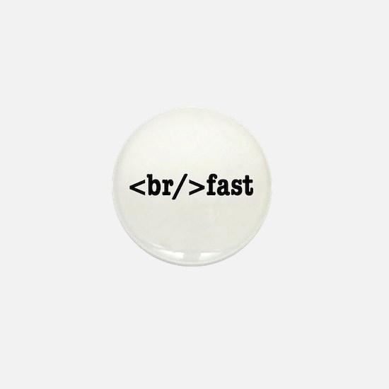 breakfast HTML Mini Button