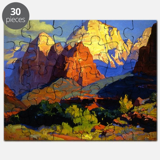 Cute Paintings Puzzle