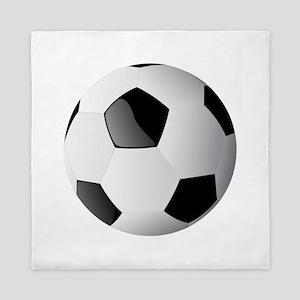 Football Queen Duvet