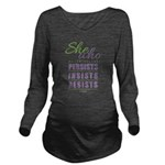 She Who Persists T-Shirt