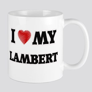 I love my Lambert Mugs