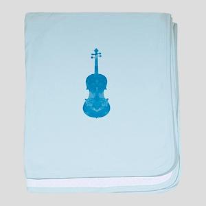 Viola baby blanket