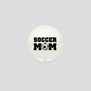 Soccer Mom Mini Button