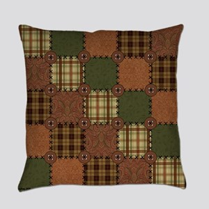 QUILT SQUARE Everyday Pillow