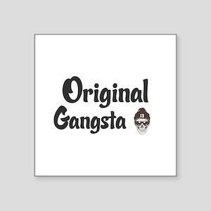 Original Gangsta Sticker