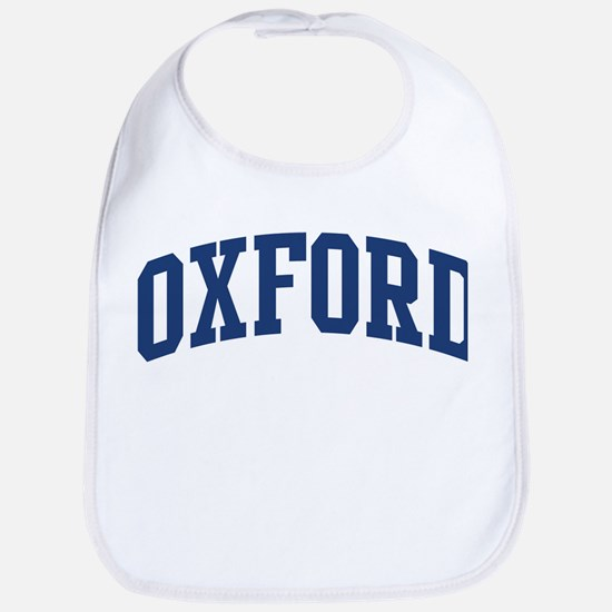OXFORD design (blue) Bib